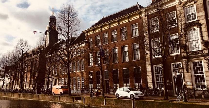 TPR Wisselleerstoel aan de Universiteit Leiden over vermogenssplitsing ~ Prof. Dr. J. Vananroye (KULeuven)