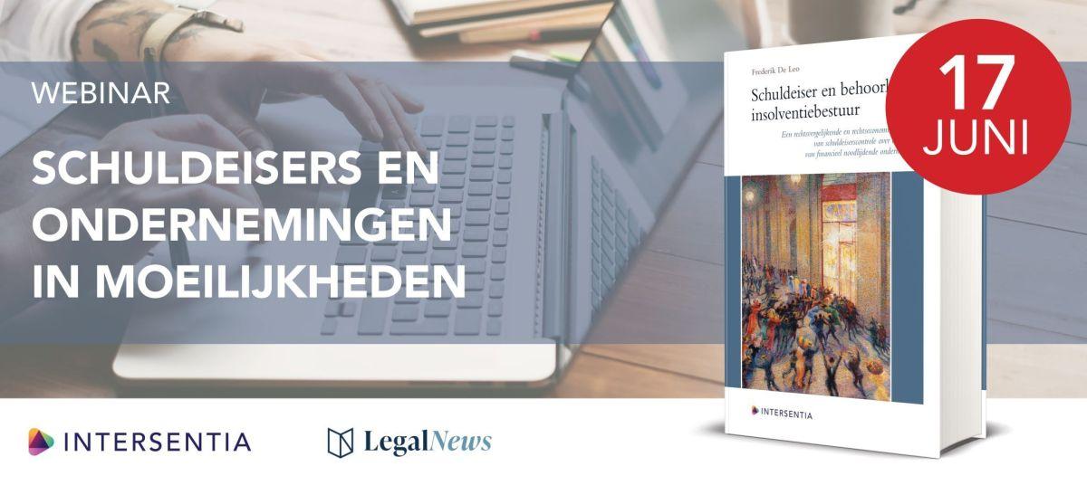De implementatie van de Europese Herstructureringsrichtlijn: naar een nieuw evenwicht tussen aandeelhouders enschuldeisers?